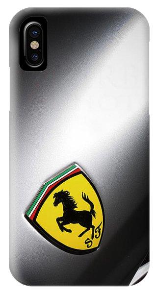 Prancing Horse IPhone Case