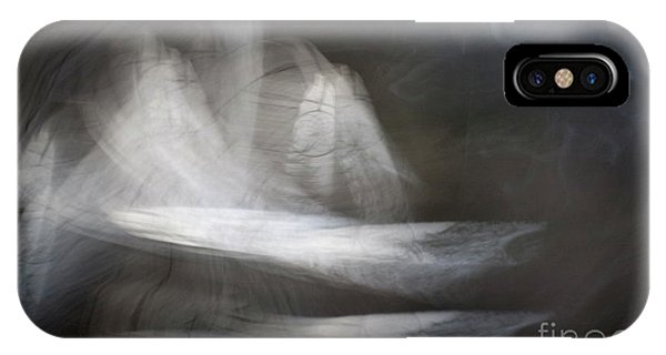 Prayer Bowlleft IPhone Case