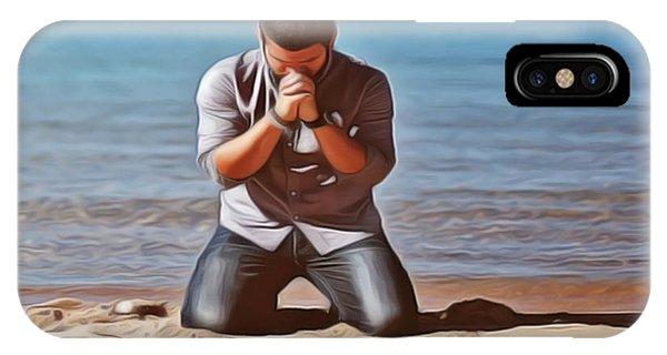iPhone Case - Prayer by Harry Warrick