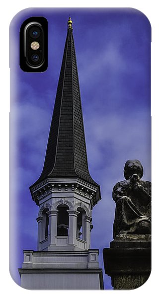 Praying Angel IPhone Case