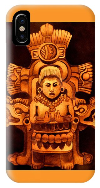Pre Columbian Series IPhone Case