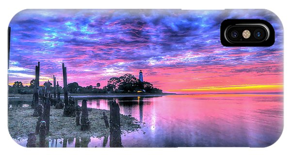 Pre Dawn At St. Marks #1 IPhone Case