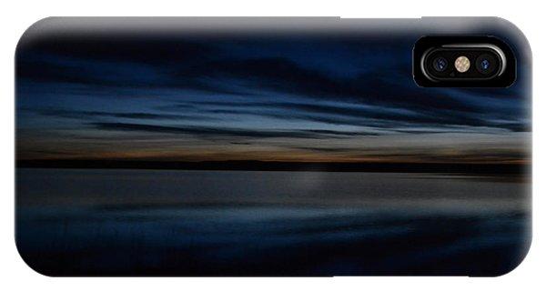 Pre-dawn's Glow IPhone Case