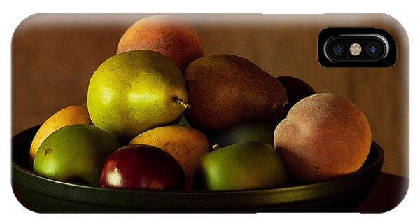 Precious Fruit Bowl IPhone Case