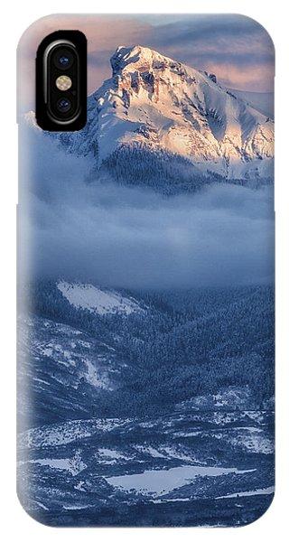 Precipice Smiling IPhone Case