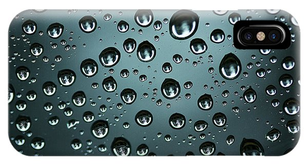 Precipitation IPhone Case