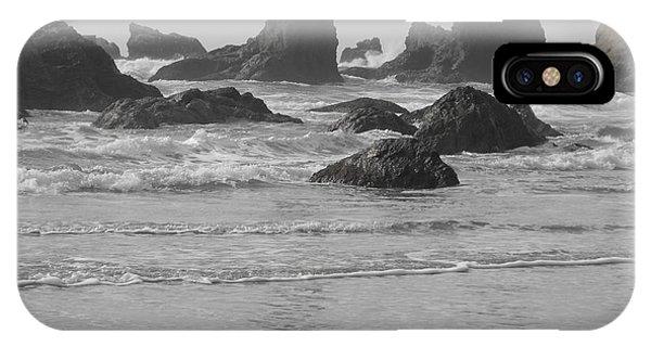 Prehistoric Shore IPhone Case