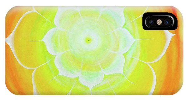 Prem Yantra IPhone Case