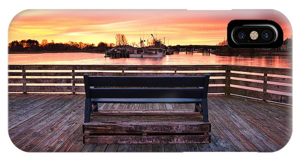 Prescott Pier IPhone Case