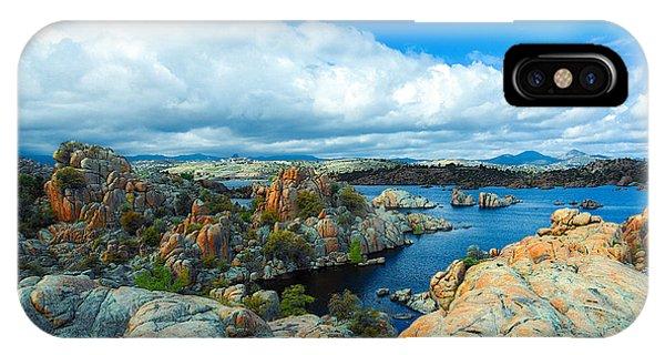 Prescott Rocks IPhone Case