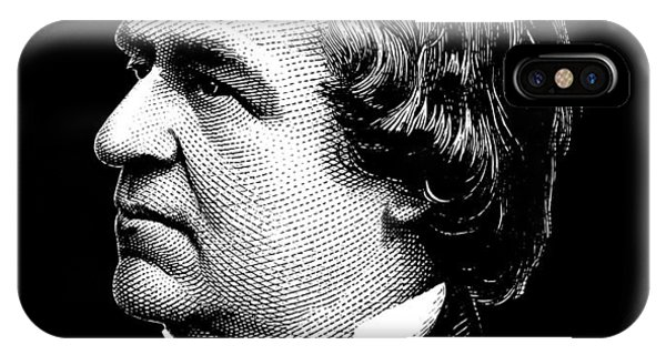 Andrew iPhone Case - President Andrew Johnson Graphic by War Is Hell Store