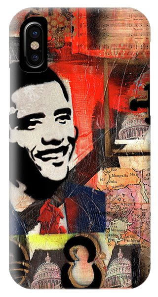 President Barack Obama IPhone Case