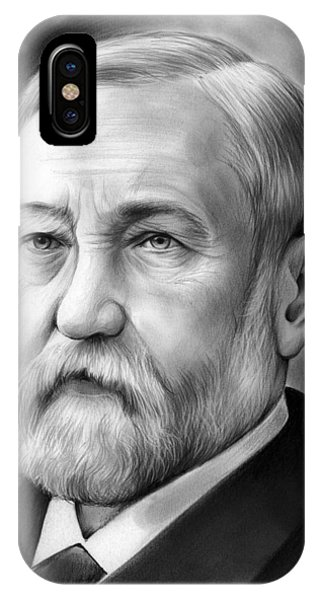 Political iPhone Case - President Benjamin Harrison by Greg Joens