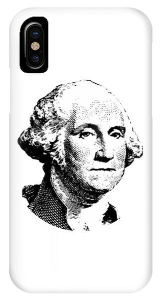 President Washington IPhone Case