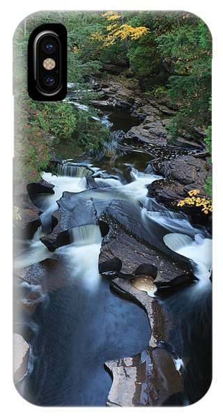 Presque Isle River IPhone Case