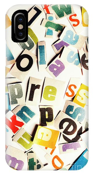 Cutting iPhone Case - Press Reset by Jorgo Photography - Wall Art Gallery