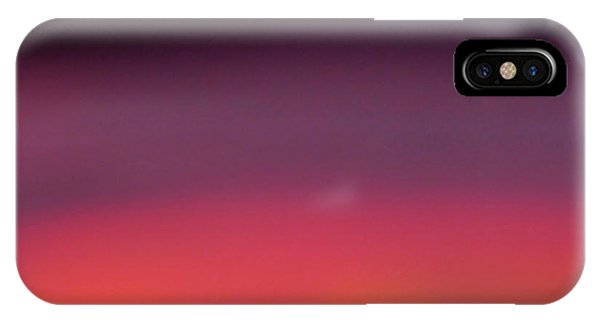 Pretend Sunset IPhone Case