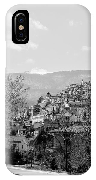 Pretoro - Landscape IPhone Case
