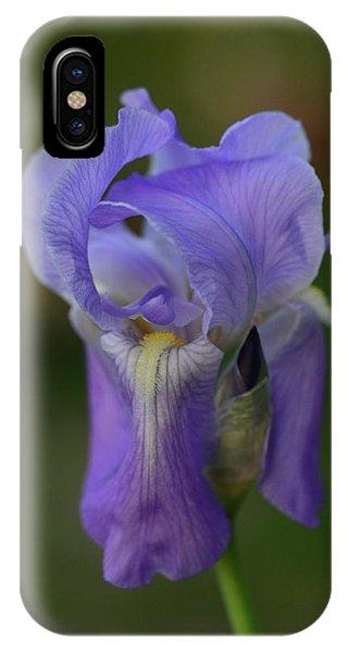 Pretty In Purple IPhone Case