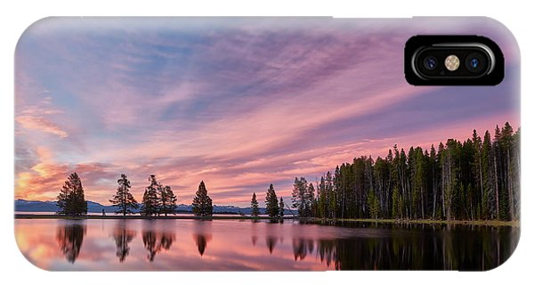 Beauty In Nature iPhone Case - Pretty Is Pink by Jon Glaser
