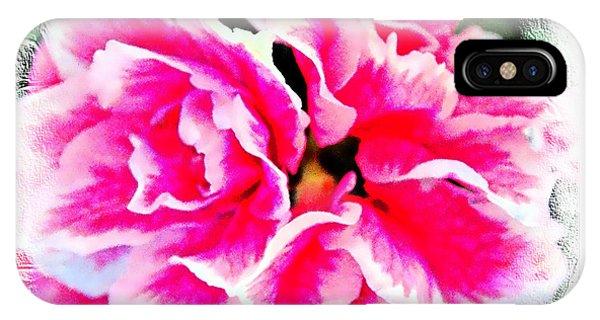 Pretty Pink  Azaleas IPhone Case