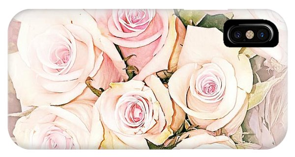 Pretty Roses IPhone Case