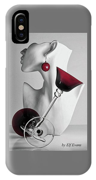Pretty Woman 3 IPhone Case