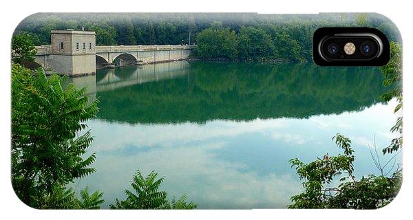 Prettyboy Reservoir Dam IPhone Case