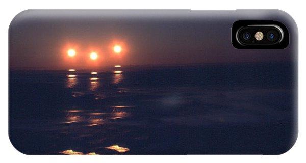 Preventing Sunset IPhone Case
