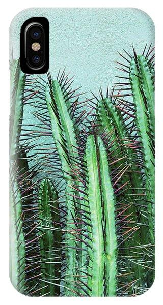 Prick Cactus IPhone Case