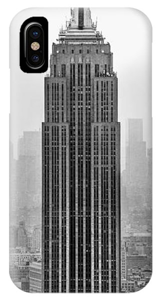 Monochrome iPhone Case - Pride Of An Empire by Az Jackson