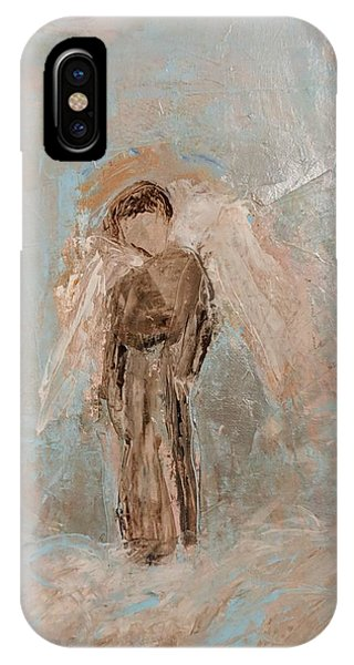 Priest Angel IPhone Case