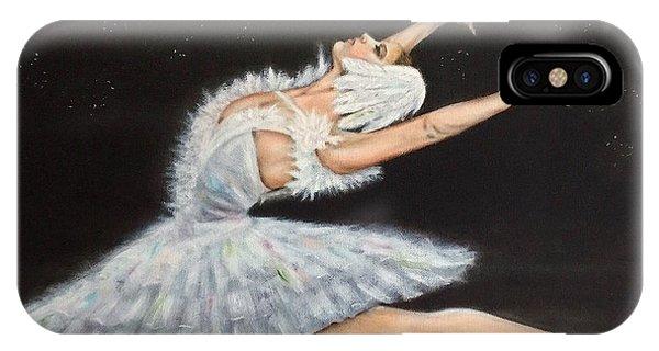 Prima Ballerina IPhone Case