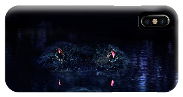 Primeval IPhone Case