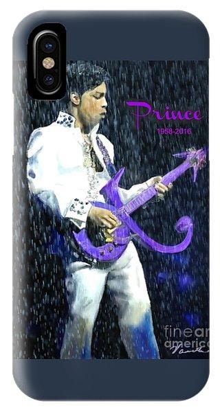 Prince 1958 - 2016 IPhone Case