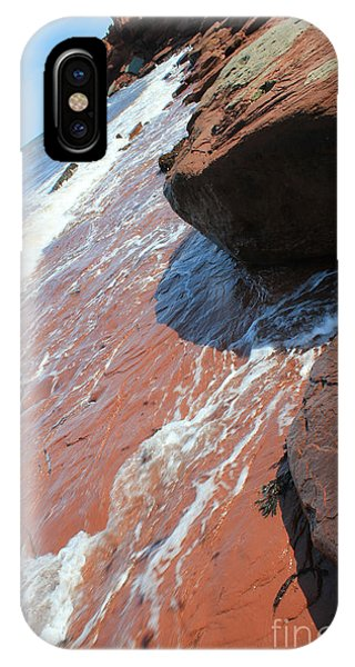 Prince Edward Island Ocean Shore IPhone Case
