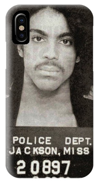 Prince Mug Shot Vertical IPhone Case