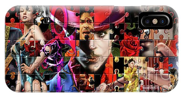 Prince Puzzle Of Missing Pieces 1 IPhone Case