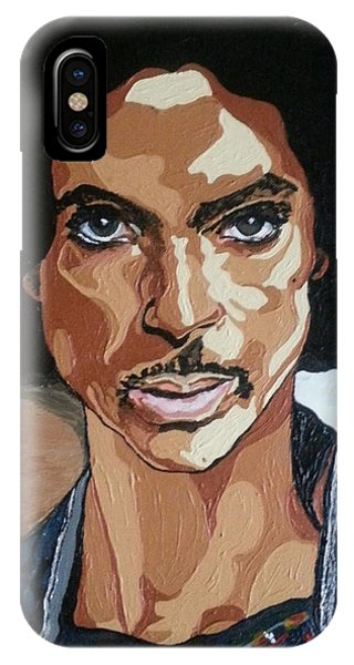 Prince Rogers Nelson IPhone Case