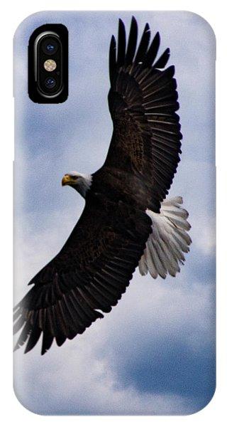 Prince Rupert Soaring Eagle IPhone Case