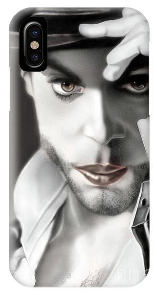 Prince The Eyes Have It 1a IPhone Case