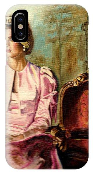 Princess Diana The Peoples Princess IPhone Case
