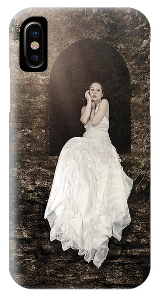 Princess In The Tower IPhone Case