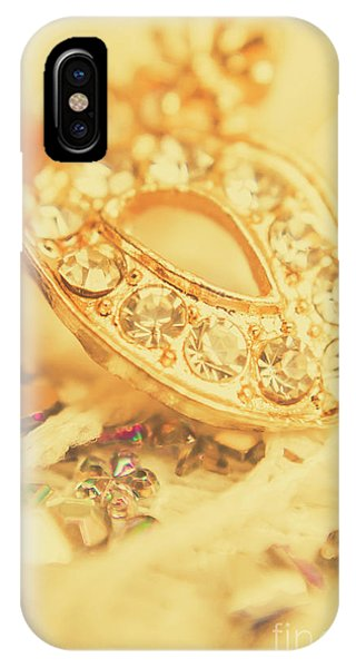 Glamour iPhone Case - Princess Pendant by Jorgo Photography - Wall Art Gallery