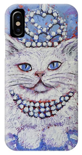Princess Pussy Cat IPhone Case