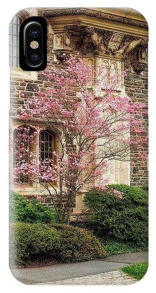 Princeton University Patton Hall  IPhone Case