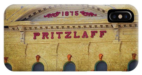 Pritzlaff IPhone Case