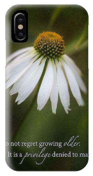 Privileged IPhone Case