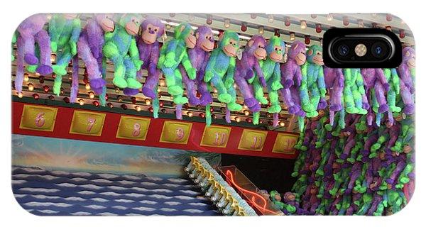 Prize Monkeys IPhone Case