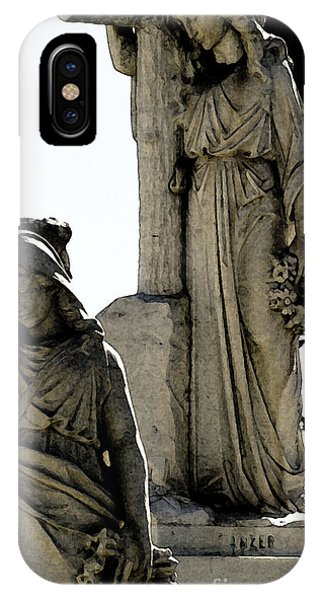 Procession Of Faith IPhone Case